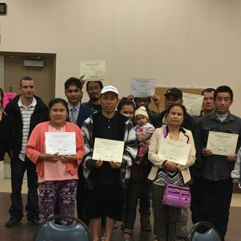 Hmong Home Stretch Workshop – (2/25/2017)