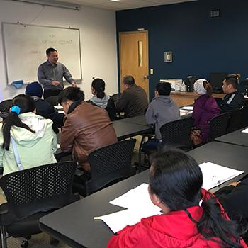 Hmong Homestretch Workshop (July 14, 2018)