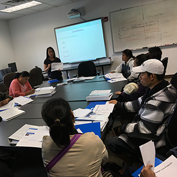 Hmong Homestretch Workshop (January 12, 2019)