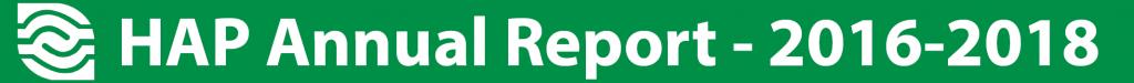 HAP Annual Report 2016-2018