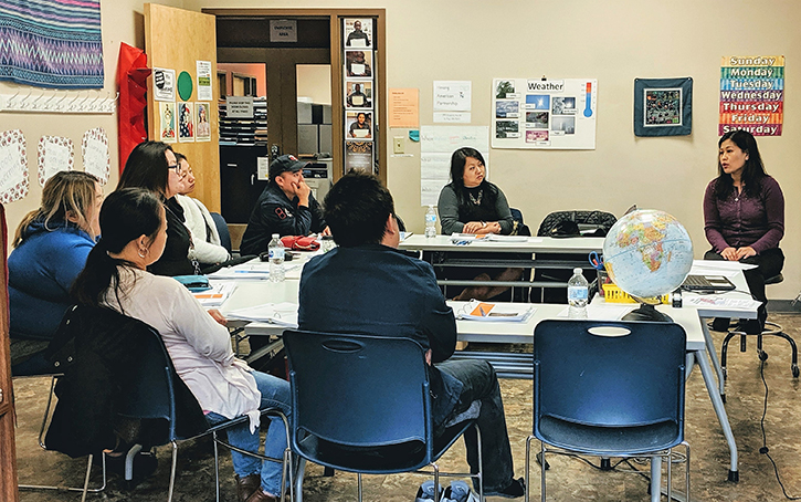 Hmong Homestretch Workshop (November 9, 2019)