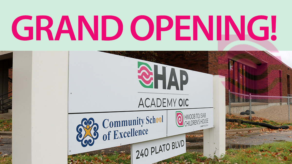 HAP Academy OIC Grand Opening