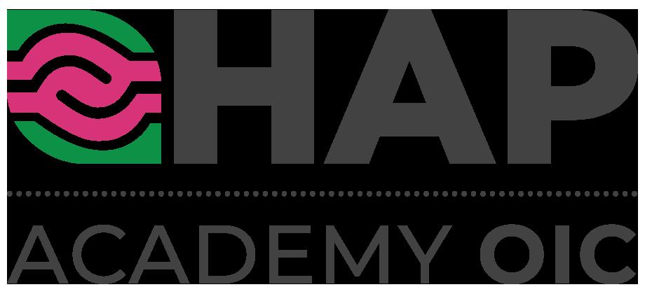 HAP Academy OIC logo